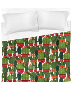 Cactus Pattern Cover