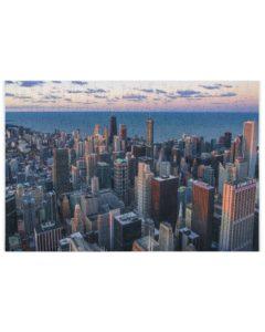 City Skyline Jigsaw Puzzle