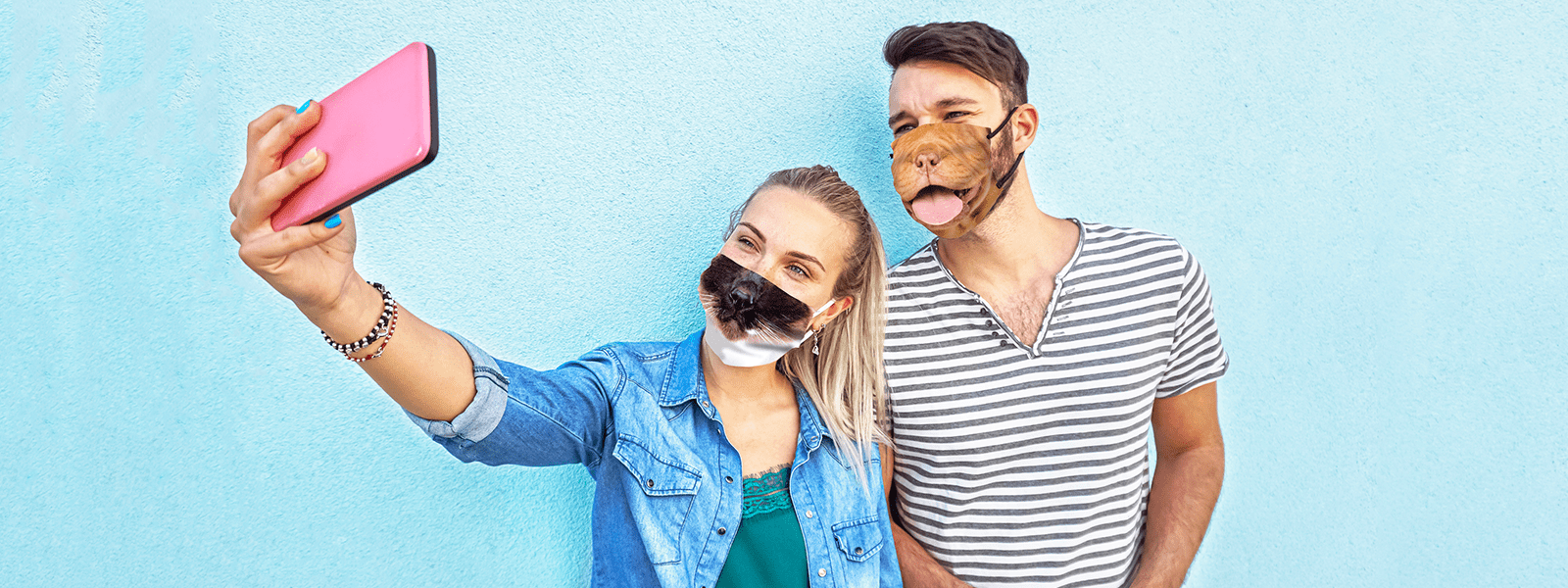 Stylish Reusable Face Masks