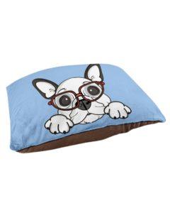 Frenchie bulldog Pet bed