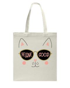 Feline Good Tote Bag