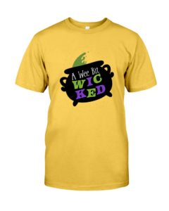 A Wee Bit Wicked Classic T-Shirt