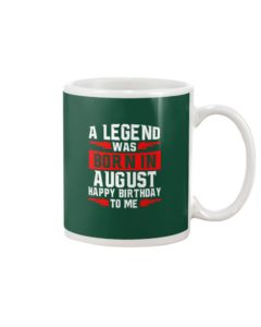 August Legend Mug