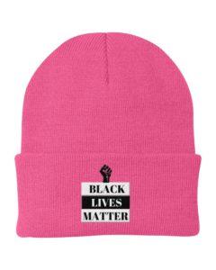 Black Lives Matter Knit Beanie