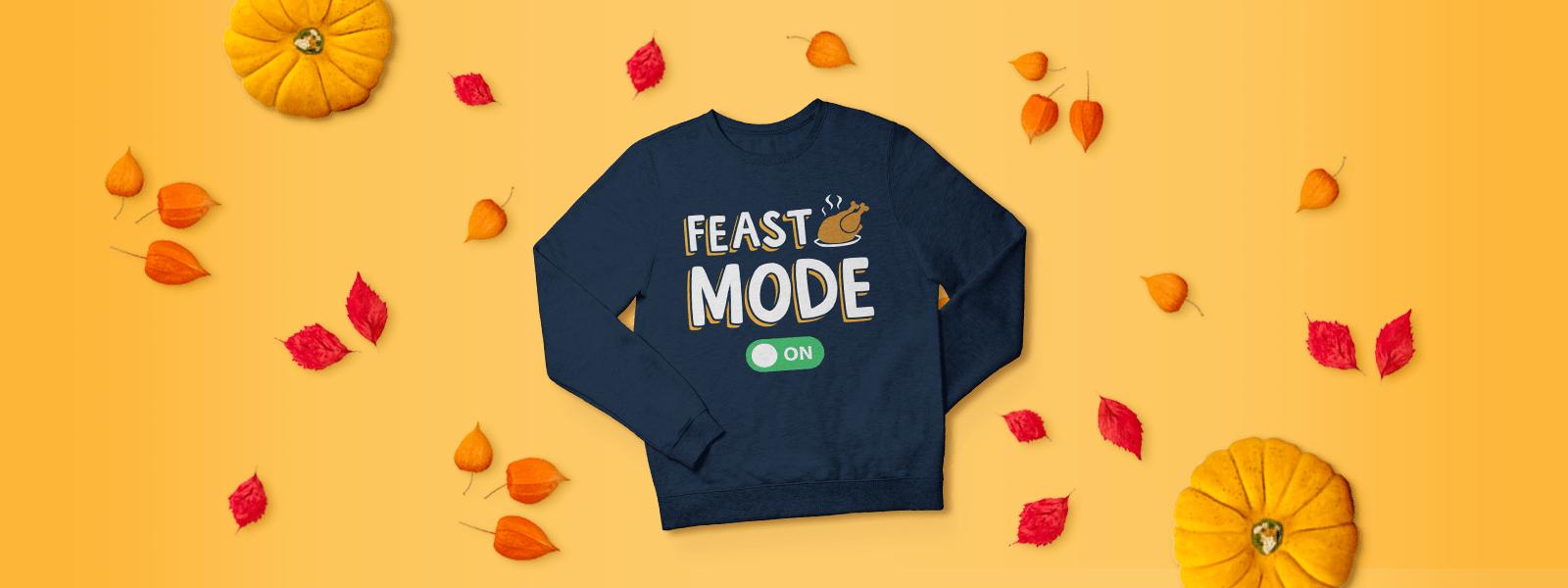 Top 5 Thanksgiving Shirt Designs