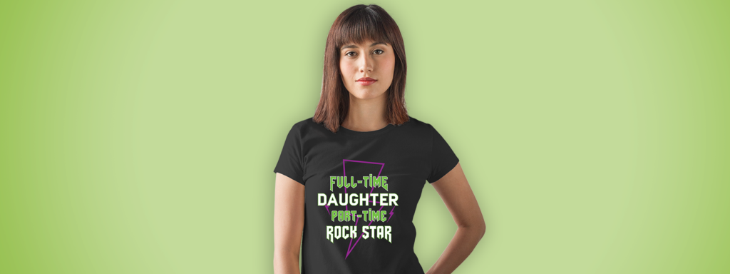 Funny Daughter T-Shirts