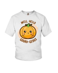 Hello Gourdgeous Youth T-Shirt