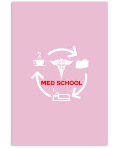 Med School Poster