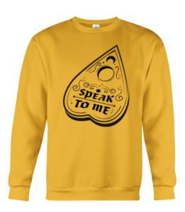 Speak To Me Crewneck Sweatshirt