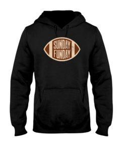 Sunday Funday Hooded Sweatshirt