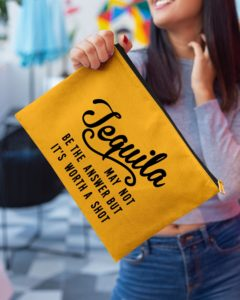 Tequila Accessory Pouch