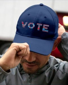 Vote Election 2020 Embroidered Hat