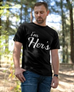 I'm Her's - Couple's Design Classic T-Shirt