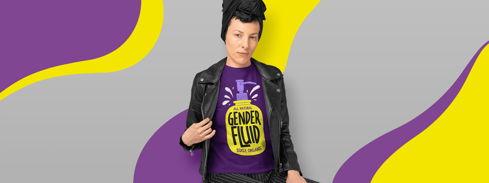 Beyond the Binary Shirts and Clothing
