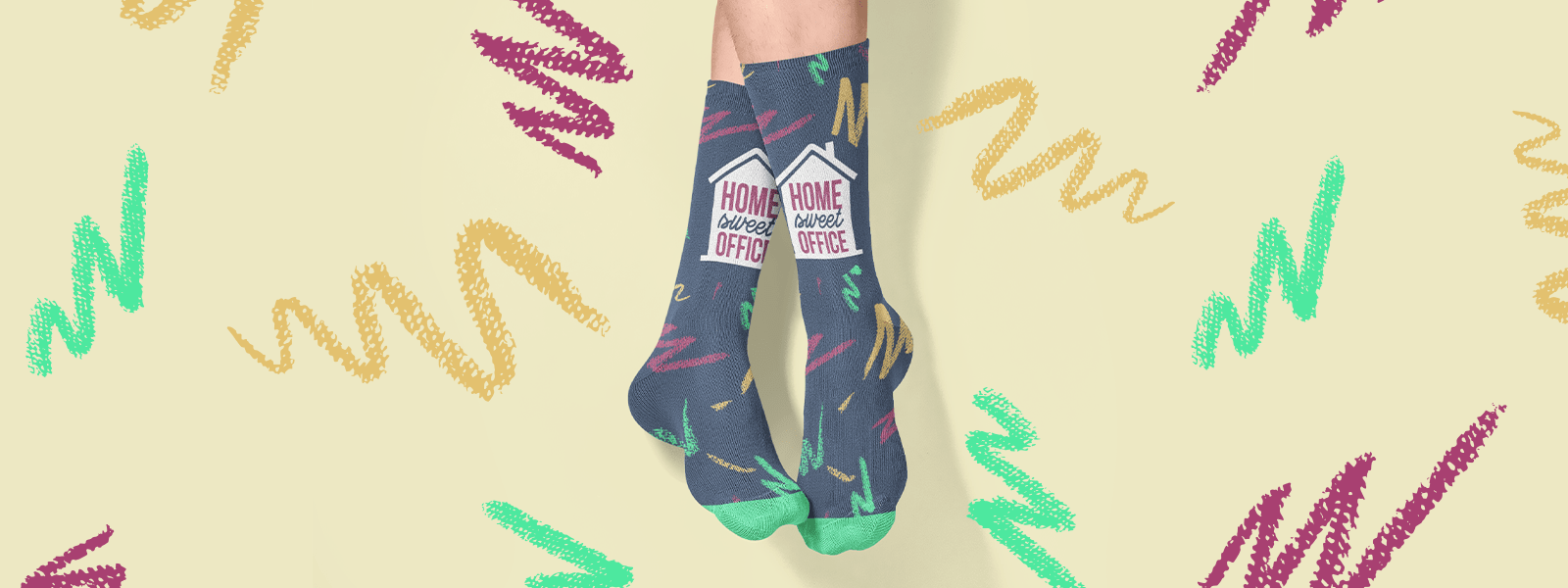 Best Work from Home Socks and Accessories