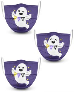 Genderless Ghost Masks