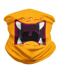 Monster Fangs Neck Gaiter