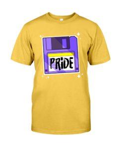 Non-Binary Pride Classic T-Shirt