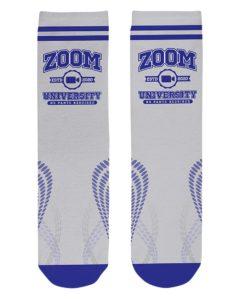 Zoom University Crew Length Socks