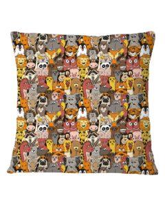 Animal Square Pillowcase