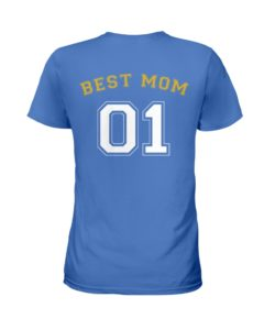 Best Mom Ladies T-Shirt