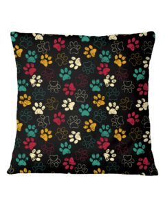 Cat All Over Print Square Pillowcase