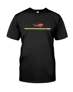 Diving Lover 16 Classic T-Shirt