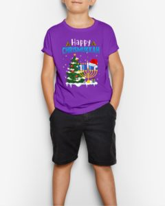 Happy Chrismukkah Youth T-Shirt