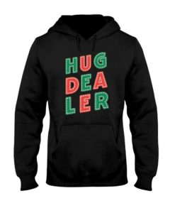 Hug Dealer Hooded Sweatshirt