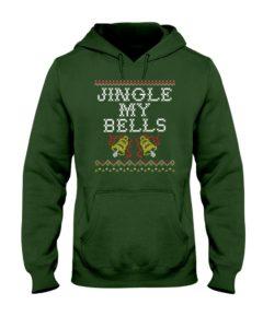 Jingle My Bells Hooded Sweatshirt