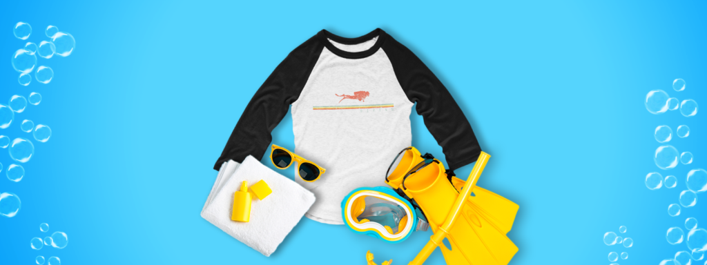 Water-Sport-Shirts-and-Apparel Diving Tee