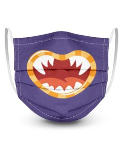 Monster Mouth Face Mask
