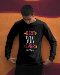 Personalized son gift