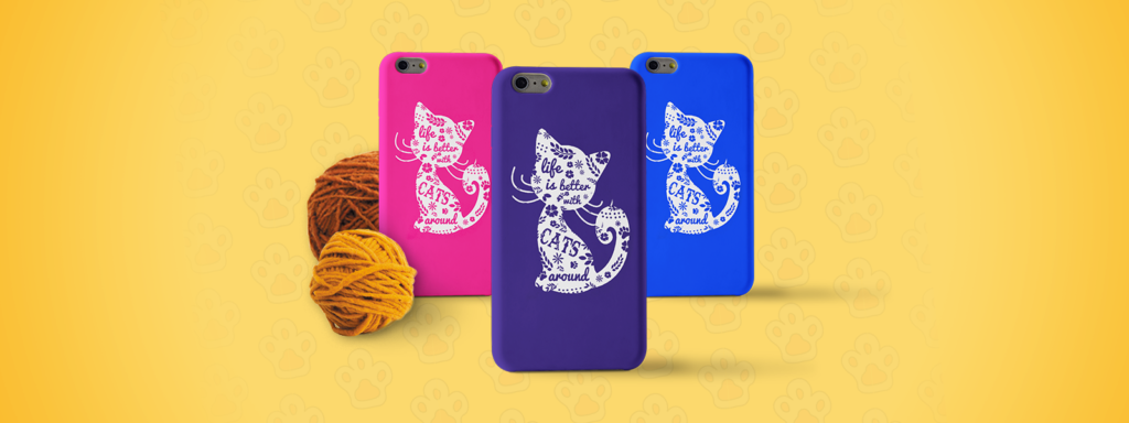 Cute Cat Phone Cases