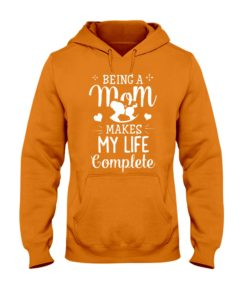 Mom Complete Hooded Sweatshirt