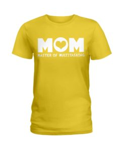 Mom Ladies T-Shirt