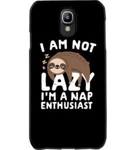 I Am Not Lazy I'm A Nap Enthusiast