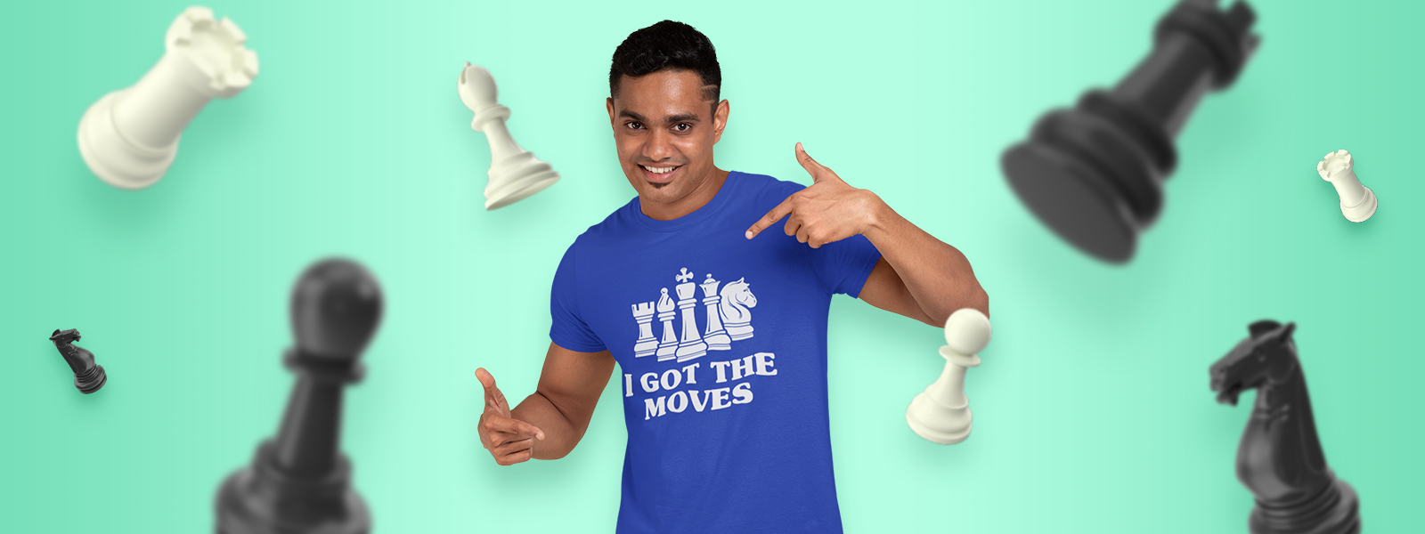 Cool Chess Shirts to Wear on Your Next Match