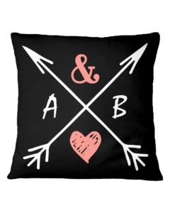 Gifts for couples personalized Square Pillowcase