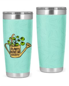 Plants Make me Happy 20oz Tumbler