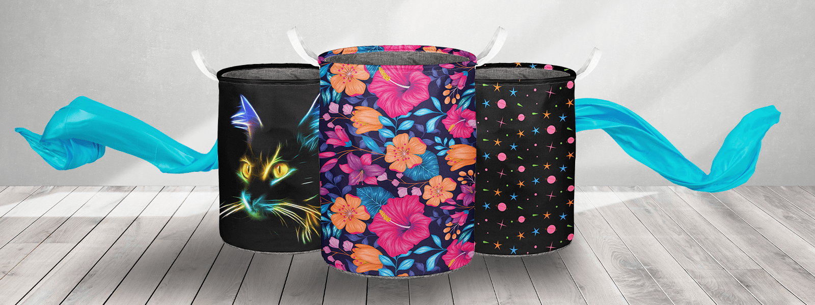 Our Brand New Laundry Baskets You'll Love