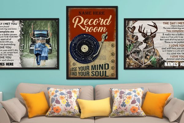 Our Top Choices on Custom Posters