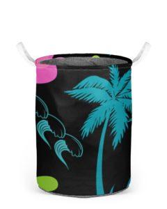 Beachy Laundry Basket