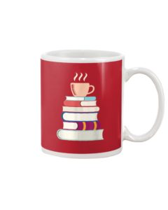 Books Lover Cup