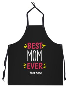 Customized Gifts for Mom Apron