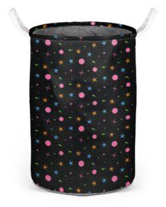 Deep Space Laundry Basket