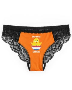 Dutch Chick Panties