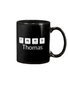 Father Personalized Design Mug