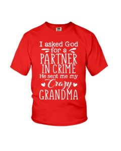 I Asked God for a Partner In Crime He Sent Me My Crazy Grandma