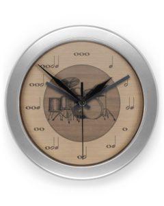 Musical Note Clock